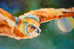 A Wing and a Prayer 24x48