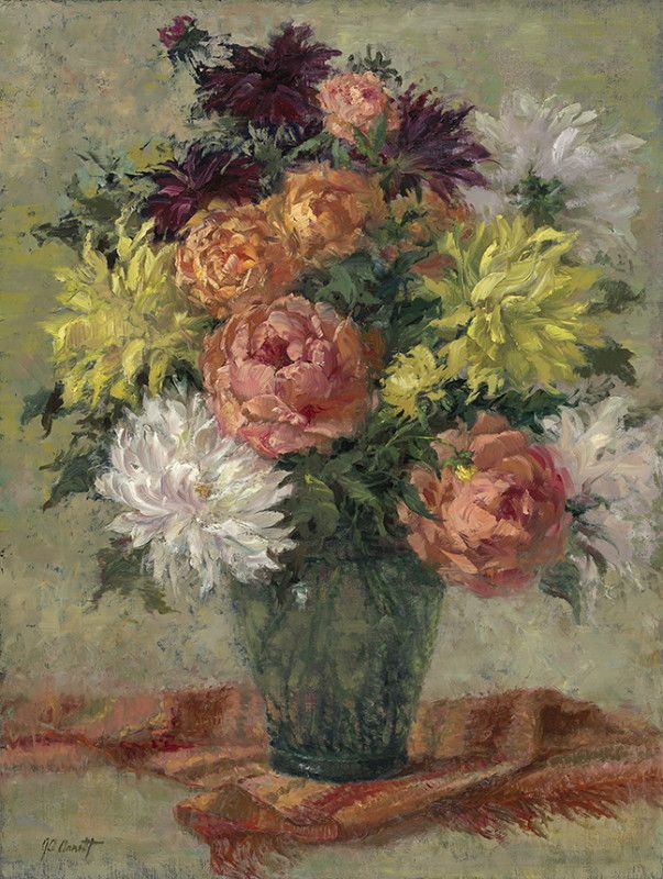 Valencia Roses and Dahlias 24x18.jpg